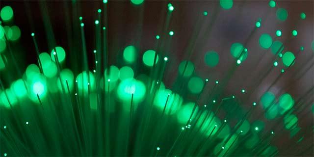 Fibra óptica en Banyoles