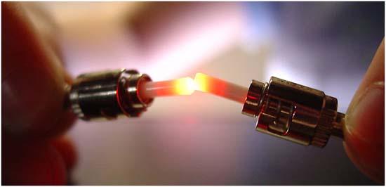 Fibra óptica en Garray