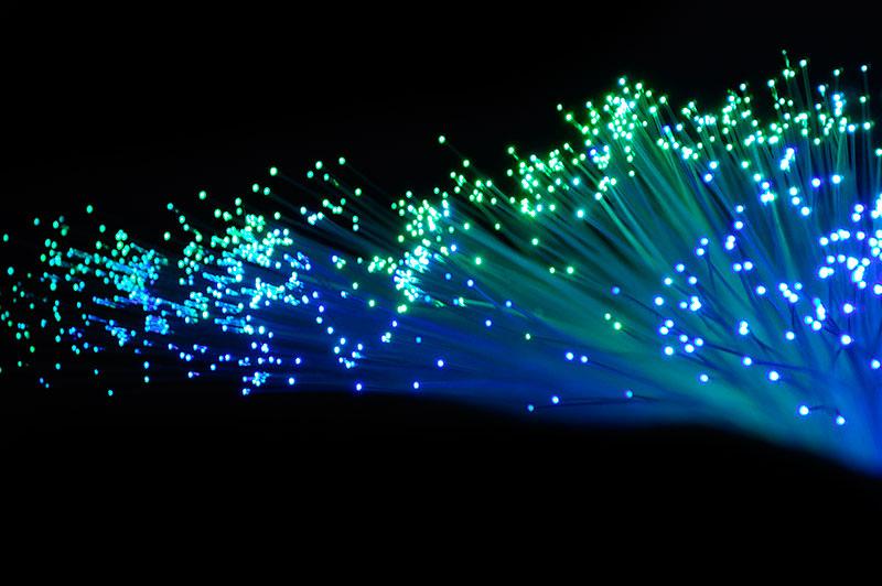 Fibra óptica en Organyà