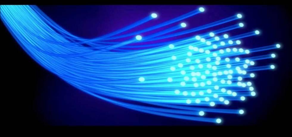 Fibra óptica en Roda de Ter