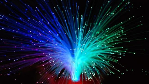 Fibra óptica en Santed