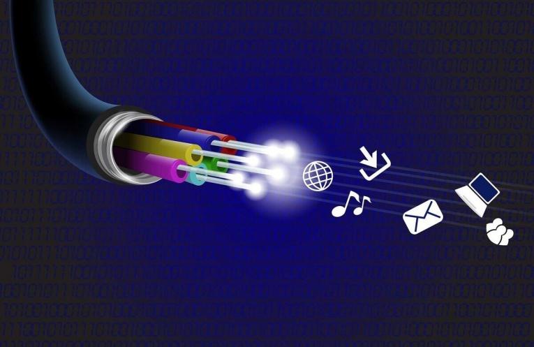Fibra óptica en Yanguas